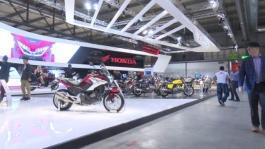 EICMA2017 Honda+Footage