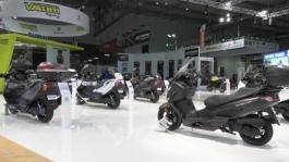 Suzuki EICMA 2017 - Scooter