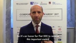 ITW Luca Napolitano, Head of Fiat Brand EMEA