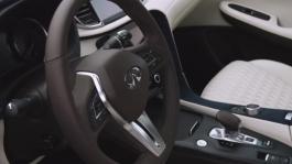 Infiniti QX50 B-Roll Interior