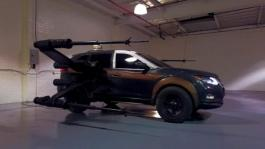 Nissan Rogue Poe X  wing