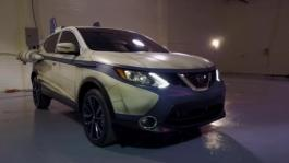 Nissan Rogue Sport A wing Star Wars