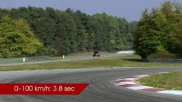 AR Stelvio Quadrifoglio Clip on track - highlights
