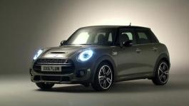 MINI 5 door. Design Exterior. Design Interior