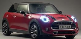 MINI 3 door. Design Exterior. Design Interior