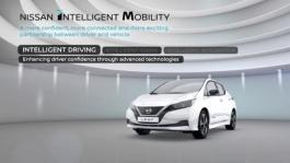 All New Leaf Intelligent Driving Technology