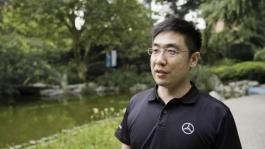 mb 171110 intelligent world drive s class shanghai statements wang en