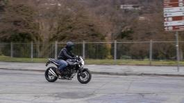 SV650X-TER Actions