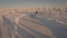 SKODA-OCTAVIA-SCOUT-footage-in-winter-conditions