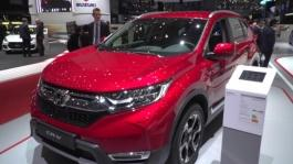 HONDA CRV-HD TV MP4