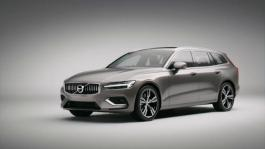 223629 New Volvo V60 - exterior design