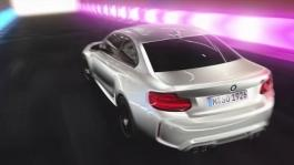 The new BMW M2 Competition (04 2018)