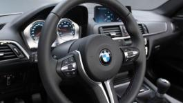 The new BMW M2 Competition, Interior Design