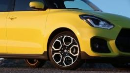 Suzuki SWIFT Sport Footage