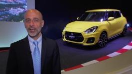 Intervista Istituzionale Massimo Nalli Suzuki Swift Sport