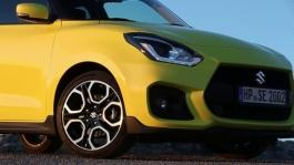 Suzuki SWIFT Sport-HR Video