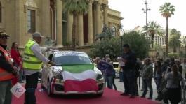 Suzuki Rally Trophy - Targa Florio, Parte 1