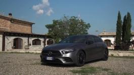 Banca Immagini Mercedes-Benz Nuova Classe A