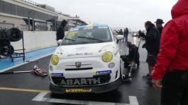 Trofeo Abarth 500 Le Castellet 2018 HLTS