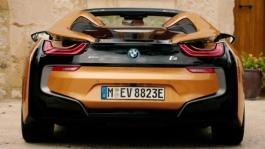 BMW i8 on Mallorca SOCIAL