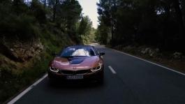 BMW i8 on Mallorca TV