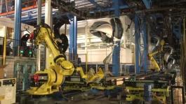 Welding Line Robot 04.09.18