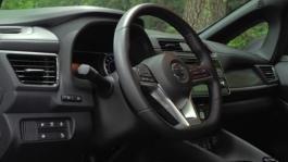 Banca immagini Statiche Interne Nissan LEAF