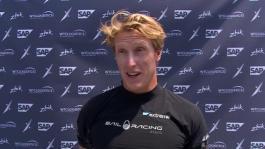 ESS Barcelona 170618 Pre race IV SAP Extreme Julius Hallström (SWE) English+Swedish
