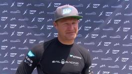 ESS Barcelona 170618 Pre race IV SAP Extreme Rasmus Køstner (DEN) English+Danish