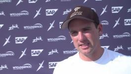 ESS Barcelona 170618 Post race IV Oman Air Phil Robertson (NZL) English