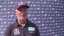 ESS Barcelona 170618 Post race IV Red Bull Hans Peter Steinacher (AUT) English+German