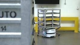 180628-ŠKODA-AUTO-Vrchlabi-fully-autonomous-transport-robot