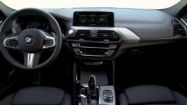 BMW X4 M40d. Design Interior