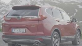 134774 2018 Honda CR-V - B-roll camera footage