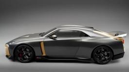 Nissan GT-R50 Studio B-roll 1080P