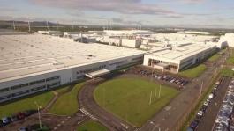 426230232 One millionth Juke built at Nissan Sunderland Plant - B-Roll