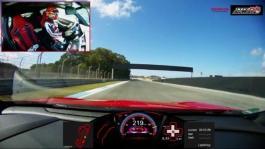 135774 Honda Civic Type R sets new lap record at Estoril circuit in Portugal