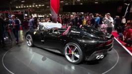 Clip Ferrari Monza SP2 720p