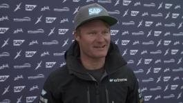 ESS Cardiff 270818 Post race IV SAP Extreme Rasmus Kostner (DEN) English+Danish