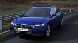 Audi A6 Avant Animation Mild-Hybrid MHEV