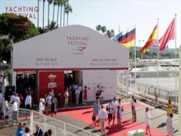 Ouverture du Salon du Cannes Yachting Festival 2018