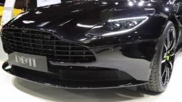 Aston Martin DB11 720p