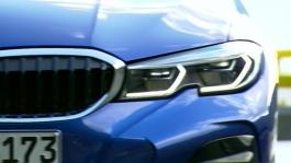 Clip  The all-new BMW 3 Series Sedan