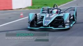 PANASONIC JAGUAR RACING I-TYPE 3 TECH FILM
