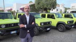 Intervista Istituzionale Massimo Nalli Suzuki Jimny