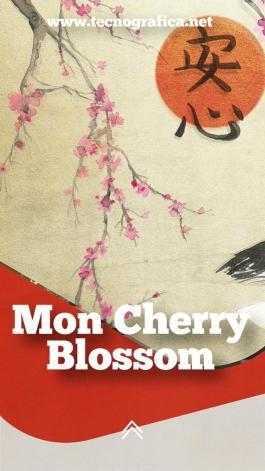 Mon Cherry Blossom