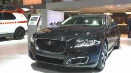 GVs Jaguar at the Paris AutoMondial 2018