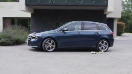 The new Mercedes-Benz B-Class - Driving Scenes
