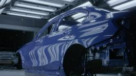 Production of BMW 3 Series and Digitalization, BMW Group Plant Munich - Paint Shop Quality Control