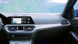 The all-new BMW 3 Series Sedan - Design Interior